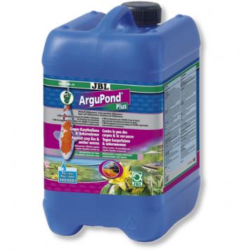 JBL ArguPond Plus 5 l médicament poissons