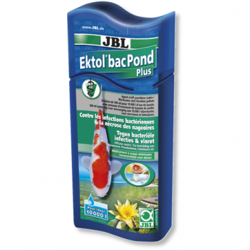 JBL Ektol bac Pond Plus médicament