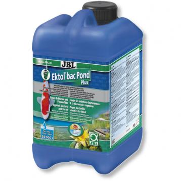 JBL Ektol bac Pond Plus 2.5 l médicament