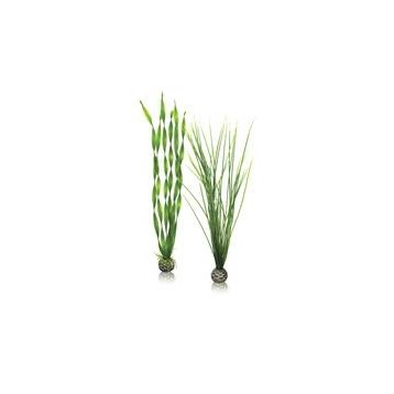 Décor Aquarium BIORB Set de Grandes Plantes Vertes