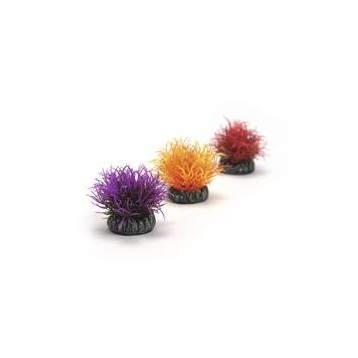 Décor Aquarium BIORB Set de 3 Boules Colorées