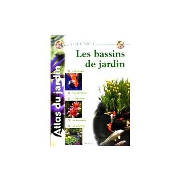 Livre Atlas du jardin (P. Costa)