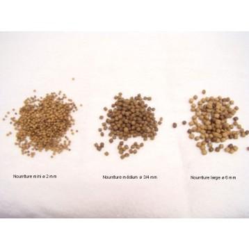Nourriture Koï et poisson 3 Kg medium 4-5 mm (aliment et nutriment)