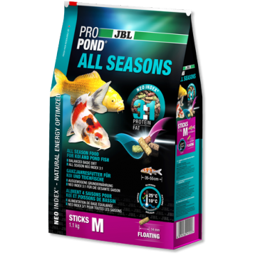 NOURRITURE PROPOND ALL SEASONS MEDIUM 500 GR