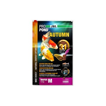 NOURRITURE KOÏ PROPOND AUTUMN MEDIUM 1.5 KG
