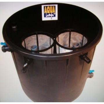 Filtre pour bassin - lagune 500 l diam 118 x h 68cm