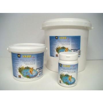 Vase -  5 kg / 25 m3  bactéries anti-vase
