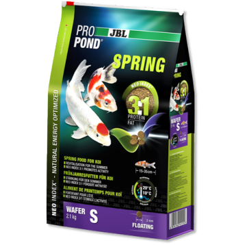 NOURRITURE PROPOND SPRING SMALL 2.1 KG