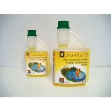 Dopibac 250 ml / 10 m3 activateur pour Bactéries Biomass