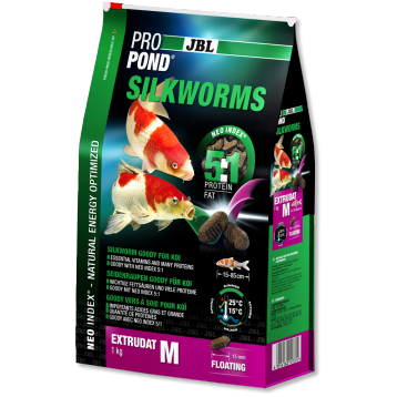 NOURRITURE PROPOND SILKWORMS MEDIUM 1 KG