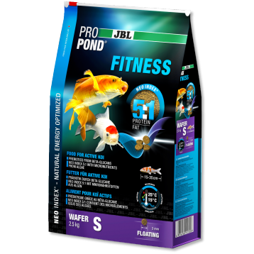 NOURRITURE PROPOND FITNESS SMALL 2.5 KG