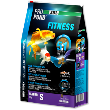 NOURRITURE PROPOND FITNESS SMALL 5 KG