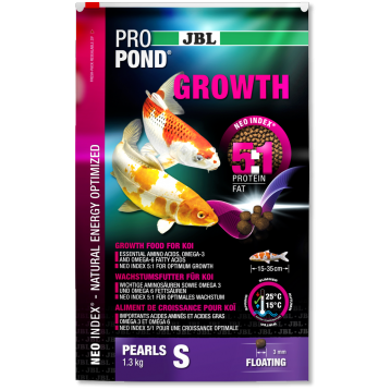 NOURRITURE PROPOND GROWTH SMALL 5 KG