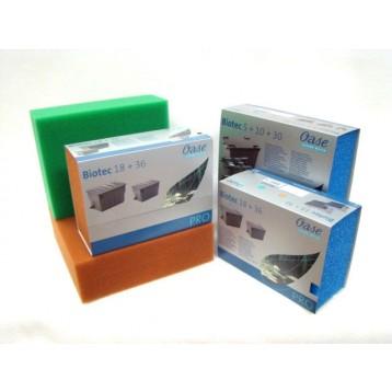 Mousse de rechange bleue  pour Biotec 5, 10, 30