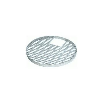Grille métal rond 60 cm